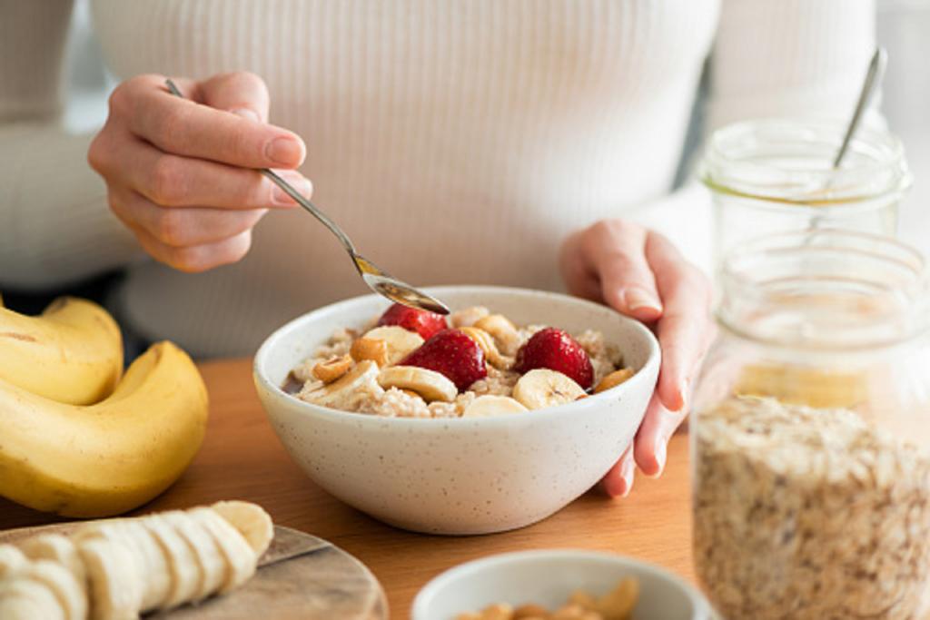 Compléments alimentaires au petit-déjeuner